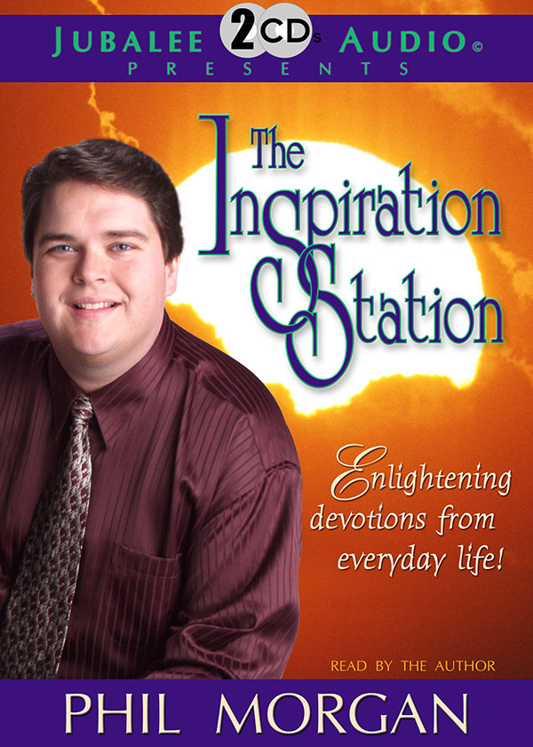 Inspiration Station Book on CD