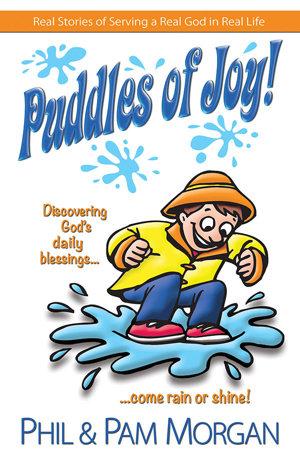 Puddles of Joy Book